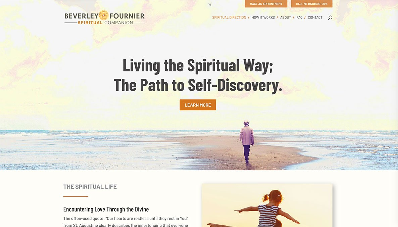 Beverley Fournier, Spiritual Companion